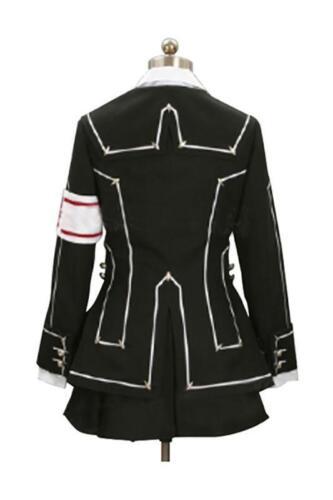 Vampire Knight Yuki Kuran Cross Halloween Cosplay Costume Uniform Dress Outfits
