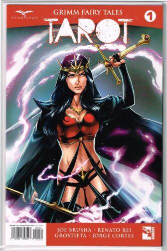 Vault 35 Grimm Fairy Tales Tarot #1 Cover E NM 2017 Zenescope Comic