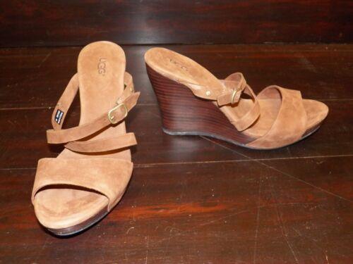 Wedge Brown Sandal Womens Ugg Chocolate Ii New Jullita ac1PS0wH