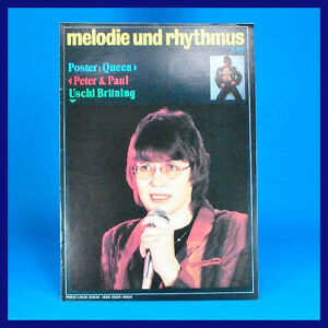 GDR-Melody-and-Rhythm-5-1982-Uschi-Bruning-Queen-the-Tubes-City-Primaner