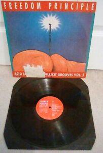 Freedom-Principle-Acid-Jazz-amp-Other-Illicit-Grooves-Vol-2-Vinyl-12-034-LP