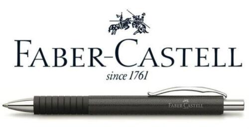 Kulli Nr Faber Castell Kugelschreiber BASIC Black Leder Schreibgerät 148889