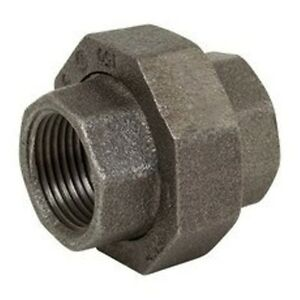 3-4-034-BLACK-MALLEABLE-IRON-PIPE-FITTINGS-UNION-P6798
