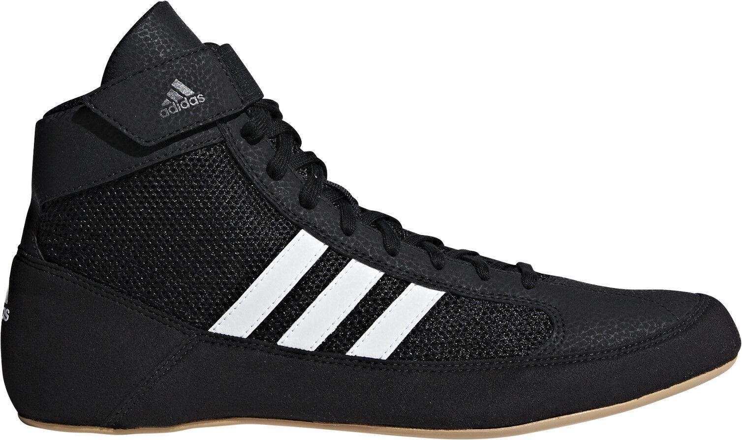 Reebok Combat Mens Boxing Shoes Black Lightweight Cushioned