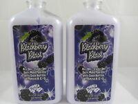 2 Pack- Blackberry Blast Moisturizer Lotion By Fiesta Sun
