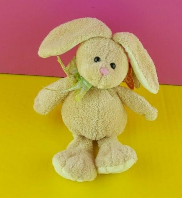 Ty Beanie Baby HOPSON the Easter Bunny