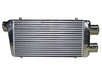 Cxracing Twin Turbo Intercooler 31x12x3, 3 Core: 22x12x3