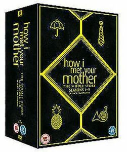 How I Met Your Mother Stagioni 1 A 9 Collezione Completa DVD Nuovo (5937701000