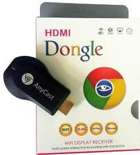 AnyCast Airplay HDMI Anycast WiFi Display Receiver Dongle Like Chrome Cast. HQ