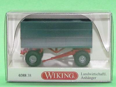 1//87 Wiking Landwirtschaftlicher Anhänger 0388 39