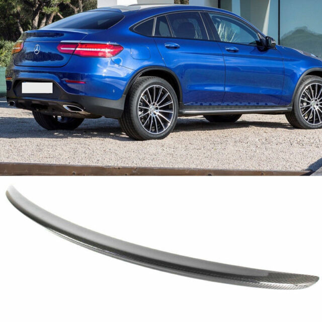 For Mercedes Benz Glc Class Coupe Glc300 Glc250 Spoiler: GLC Class Mercedes BENZ Coupe SUV SPORT C253 TRUNK Boot
