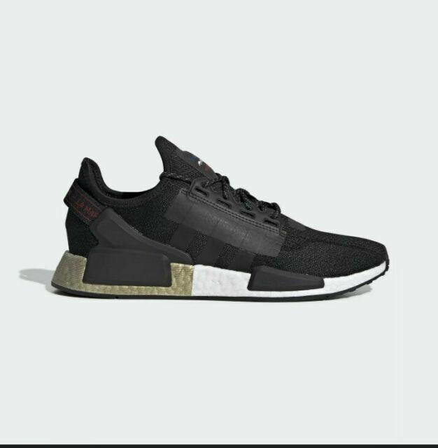 adidas NMD R1 V2 Shoes - Core Black