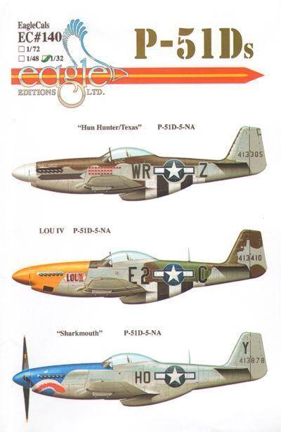 Adler cal 1   48 p -  p-51d mustang parte 2   - 48140 0c215a