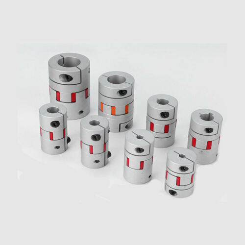 18 Sizes Flexible Shaft Coupling CNC 3D Printer Stepper Motor Connector Coupler