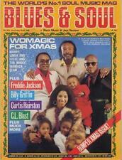Womack Freddie Jackson Billy Griffin Curtis Hairston C.L. Blast Mag