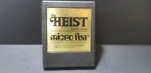 The-Heist-Colecovision-By-MicroFun-Game-Cleaned-amp-Tested