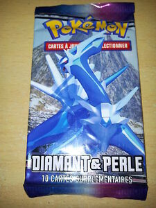 Booster pokemon diamant et perle base dp1 neuf fr carte pokemon dialga ebay - Pokemon rare diamant ...