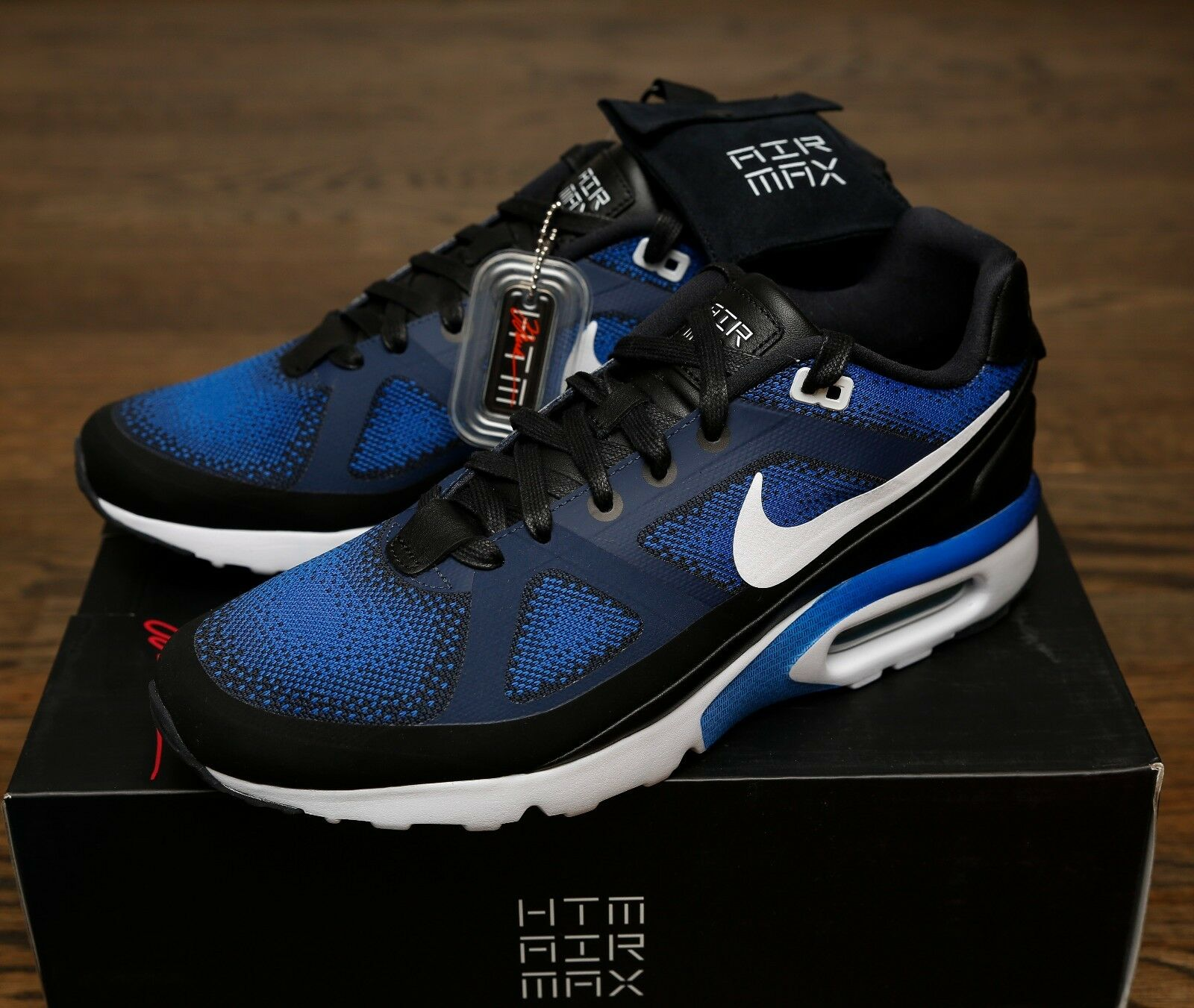 New Nike Air Max Ultra M Mark Parker HTM Limited 10.5 100% Authentic 848625-401