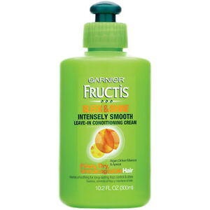 Garnier-Fructis-Sleek-amp-Shine-Intensely-Smooth-Leave-In-Conditioner-Cream-300ml
