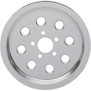 Embellecedor-Polea-Para-Harley-Davidson-Evolution-65T-Sprocket-Cover-Chrome