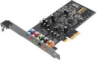 Creative Sound Blaster 5.1 Sound Card High Performance Headphone Amp Computers
