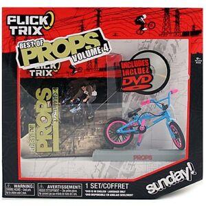 Flick Trix Pro Rider Matt Hoffman by Spin Master