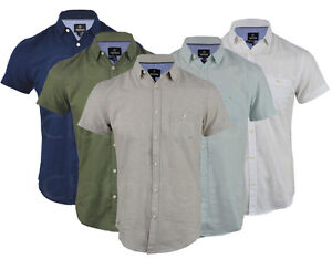 mens formal shirts Threadbare wedding work collared long sleeved casual new