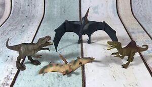 Bundle-Jurassic-Park-3-Hatchling-JP-Hasbro-Mini-Dinosaures-Figurine-Bebe