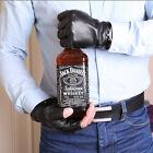 men simple unlined best leather gloves thin fingerless half finger gloves