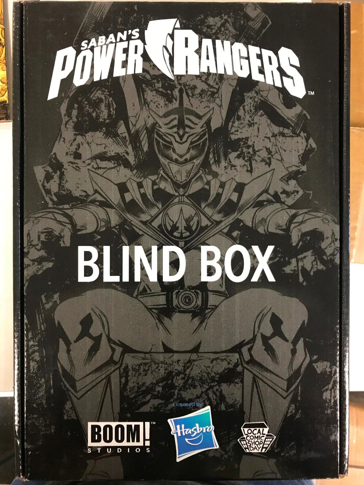 MIGHTY MORPHIN MORPHIN MORPHIN POWER RANGERS LCSD BLIND BOX Local Comic Shop Day SEALED MMPR eb05ba