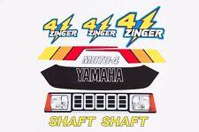 Yamaha YF 60 4-Zinger AMR Racing Graphic Kit Wrap Quad Decals ATV 1986