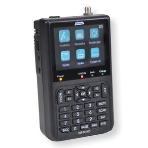 Summit-SM-201HD-Messgeraet-fuer-DVB-S-S2-mit-3-5-034-TFT-LC-Display