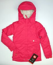 0e8c82889dfe  130 Youth Girls 686 Wendy Fuschia Pink Insulated Winter Sports Ski Jacket  XL