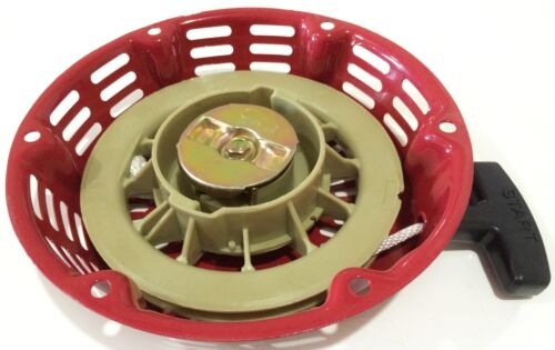 Steele RED Recoil Starter Assembly FOR SP-GG300 SP-GG350 RED