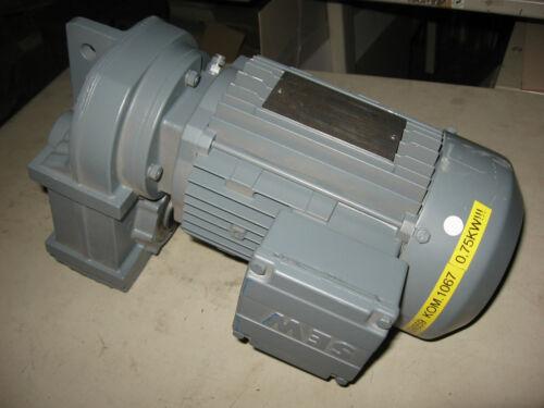 R6F1 Getriebemotor SEW-Eurodrive FA27 DT80N4 4,16:1 0,75kW