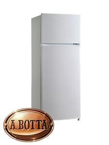 Frigorifero-Doppia-Porta-AKAI-AKFR-243-V-Classe-A-240-Litri-con-Freezer-Frigo