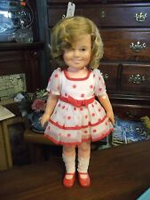 "Vintage 1972 14"" Ideal Shirley Temple Doll in Original Outfit"