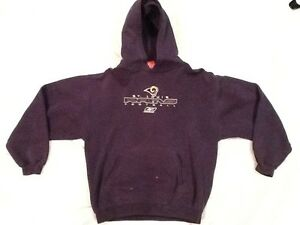 buy popular 1134a 39512 Details about Pre-owned St. Louis Rams Hoodie Sweatshirt Reebok NFL  Football Adult M