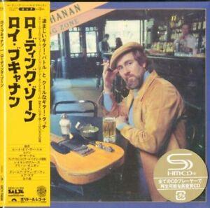 ROY-BUCHANAN-LOADING-ZONE-JAPAN-MINI-LP-SHM-CD-Ltd-Ed-G00