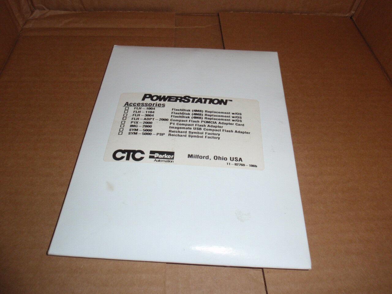 FLH-ADPT-2000 Parker CTC NEW I Box Compact Flash PCMCIA Adapter Card FLHADPT2000