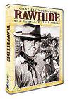 Rawhide - Series 1 - Complete (DVD, 2010, 6-Disc Set)