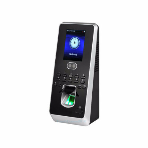 High Capacity ZKTeco Biometric Face Fingerprint RFID Recognition Device