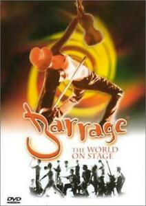 DVD-Barrage-2000-Swath-Publishing-music-fusion-dance-theatre-VIOLIN-New-Sealed