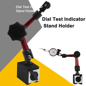 Universal-Flexible-Magnetic-Metal-Base-Holder-Stand-Dial-Test-Indicator-Tool-UK