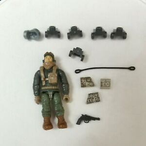 Mega-Bloks-Construx-Call-of-Duty-pilot-loose-figure-DIY-TOY