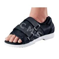 Djo Dj Orthopedics Procare Medical-surgical Post-op Med Surg Shoe Black All Size