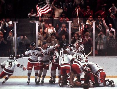 1980 USA OLYMPIC HOCKEY TEAM MIRACLE ON ICE Poster #09 Choose a Size