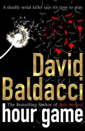 Hour Game By David Baldacci. 9780330411738