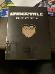 Details about Undertale Collector's Edition (PS Vita Playstation Vita,  2017) Complete