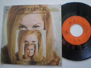 Lynn Anderson Jardin De Rosas Spain 45 1970 Ebay